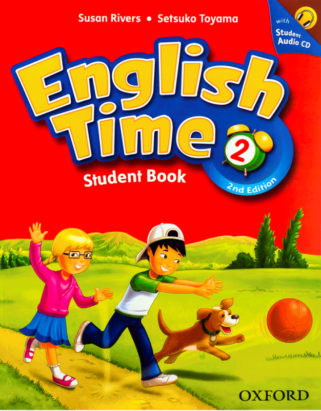 English Time 2nd 2S+W+CD