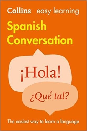 کتاب زبان (Spanish Conversation (Collins Easy Learning