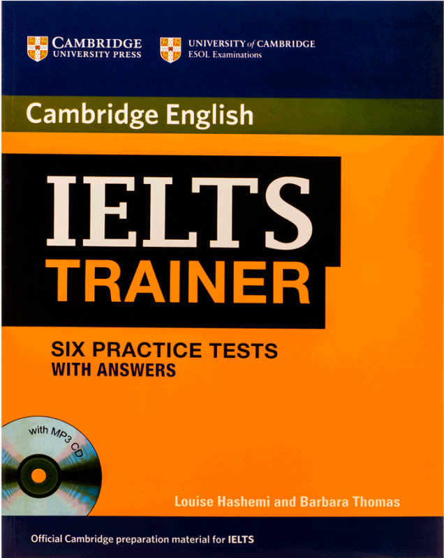 (cambridge IELTS Trainer (Six Practice Tests with Answers