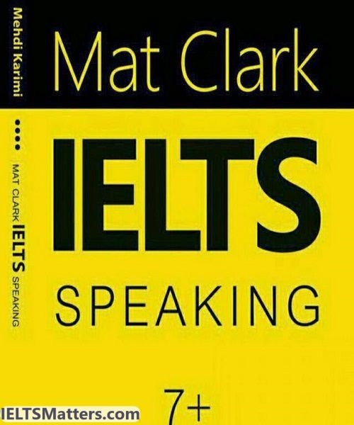 Mat Clark IELTS Speaking Plus 7