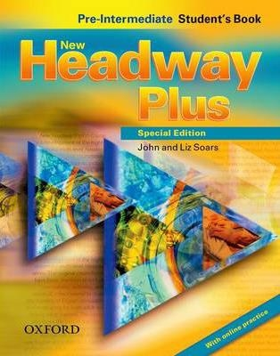 New Headway Plus Pre Intermediate +CD