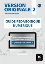 کتاب زبان فرانسه Version Originale 2 – Guide pedagogique