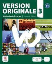 Version Originale 3 + CD audio + DVD