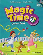 Magic Time 2 Student Book 2nd Edition