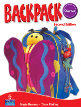 کتاب زبان بک پک Backpack Starter Student Book