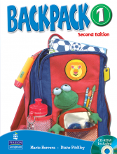Backpack 1 Student Book