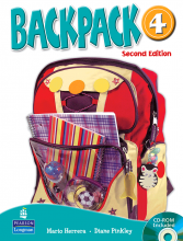 Backpack 4 Student Book