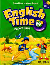 (English Time 3 Student Book & Workbook With CD (2nd Edition