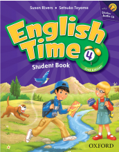 (English Time 4 Student Book & Workbook With CD (2nd Edition