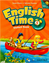 (English Time 5 Student Book & Workbook With CD (2nd Edition