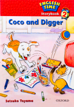 English Time Storybook 2 Coco and Digger