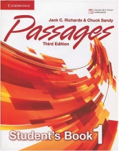 Passages Level 1 (S.B+W.B+CD) 3rd edition