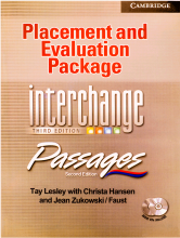 Placement and Evaluation Package