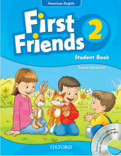 American First Friends 2 In One Volume SB+WB+CD