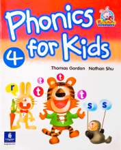 Phonics For Kids 4 Book