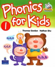 Phonics For Kids 1 Book