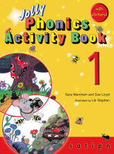 Jolly Phonics 1 Activity Book