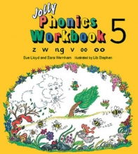 Jolly Phonics 5 Workbooks