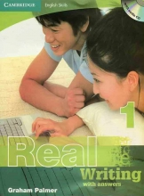 کتاب زبان Cambridge English Skills: Real Writing 1