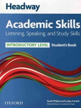 Headway Academic Skills Introductory Listening Speaking and Study Skills+CD