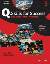 Q Skills for Success 2nd 5 Reading and Writing+CD