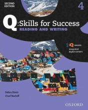 Q Skills for Success 2nd 4 Reading and Writing+CD