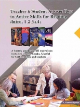 Answer Keys To Active Skills For Reading Intro 1 2 3 4