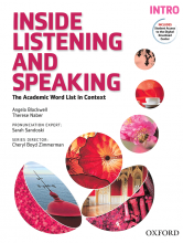 Inside Listening And Speaking Intro+CD