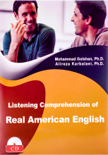 Listening Com Of Real American English+CD گلشن