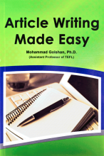 Article Writing Made Easy