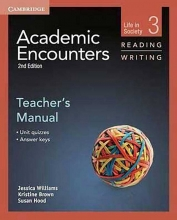 Academic Encounters 2nd 3 Reading and Writing Teachers Manual