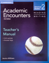 Academic Encounters 2nd 2 Reading and Writing Teachers Manual