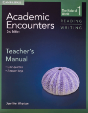 Academic Encounters 2nd 1 Reading and Writing Teachers Manual