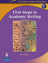 First Steps in Academic Writing 2 2nd Edition