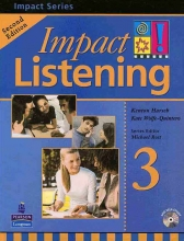 Impact Listening 3 Student Book 2nd