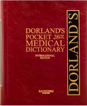 Dorland's Pocket Medical Dictionary