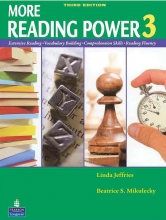 More Reading Power 3 3rd
