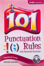 101Punctuation Rules with Essential Grammar