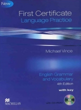 First Certificate Language Practice 4th Edition