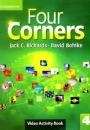 Four Corners 4 Video Activity book