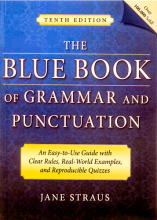 The Blue Book of Grammar and Punctuation 10th