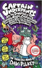 Captain Underpants and the Invasion of the Incredibly Naughty Cafeteria Ladies from Outer Space and the Subsequent Assault of th