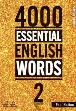 کتاب زبان 4000Essential English Words 2nd 2+CD