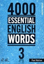 کتاب زبان 4000Essential English Words 2nd 3+CD