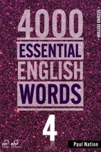 کتاب زبان 4000Essential English Words 2nd 4+CD