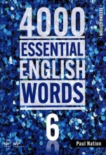 کتاب زبان 4000Essential English Words 2nd 6+CD