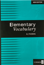 Elementary Vocabulary Bj thomas