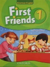 فلش کارت American First Friends 1