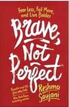Brave Not Perfect - Hardcover
