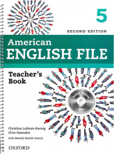 کتاب معلم American English File 2nd teachers book 5